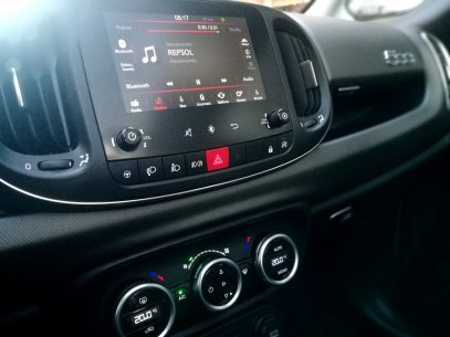 Fiat 500 L Cross multimedia