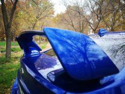 Aleron WRX STI Rally