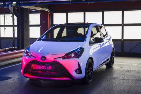 Toyota Yaris GR-SPORT Ambiente (45)