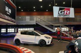 Toyota Yaris GR-SPORT Ambiente (77)