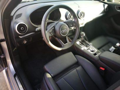 Interior Audi A3 E-tron