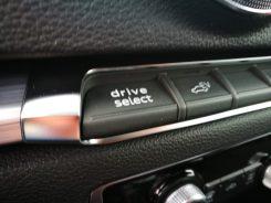 Botón drive select - Modos de conducción