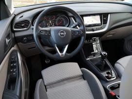 Puesto conducción Opel GrandlandX