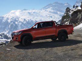 Toyota Hilux Legend Raider