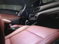 Hyundai Tucson 2.0 CRDI 185 48V Interior