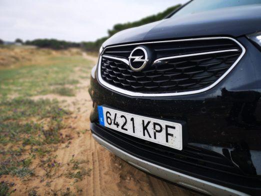 Frontal Opel Mokka GLP