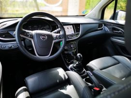 Interior Opel Mokka X