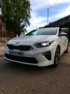 Kia Ceed Launch Edition