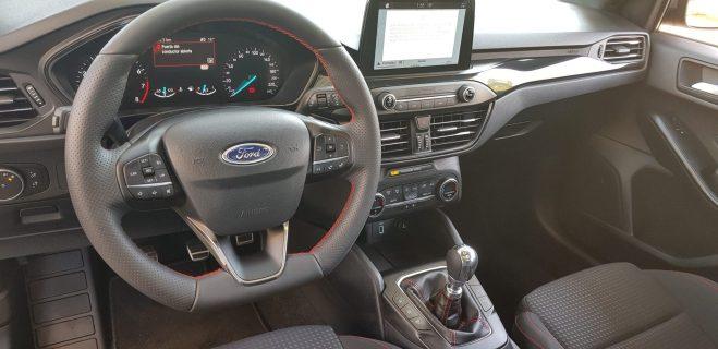 Ford Focus Sportbreak - Eloy Soto interior