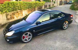 Peugeot 607 - Sam