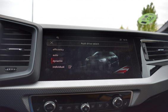 DRIVE SELECT AUDI A1