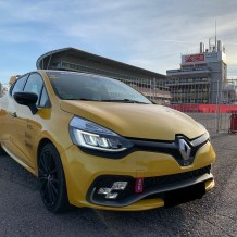 Renault Clio RS - Jordi Frontal