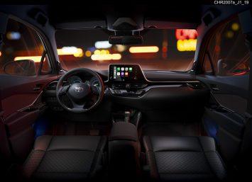 Interior Toyota C-HR 2020