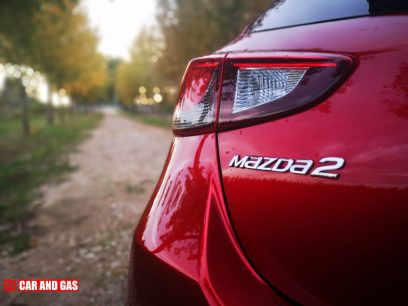 Mazda 2 Black Tech Edition