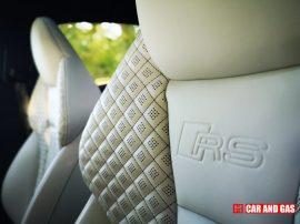 Detalle Logo RS asientos