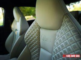 Asientos Audi RS3