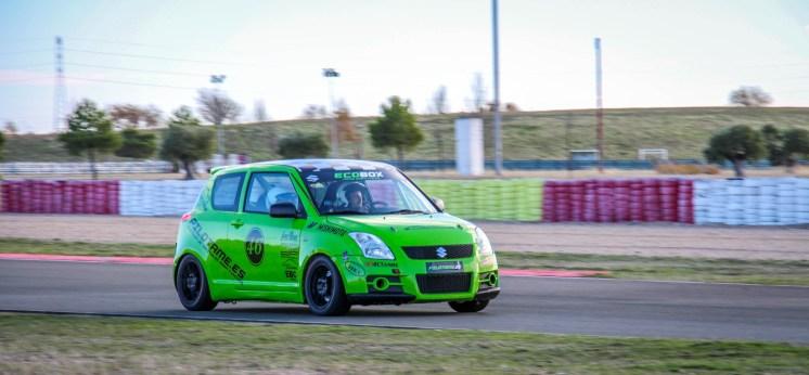 Suzuki Swift Circuito Albacete