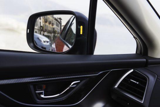 Subaru Seguridad