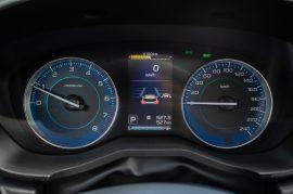 Subaru XV ECO HYBRID interior (53)