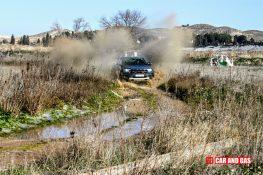 El Ford Ranger Raptor es en pistas donde se mueve como pez en el agua