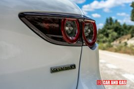 Faro trasero Mazda 3 Skyactiv X