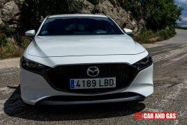 Frontal Mazda 3 Skyactiv X