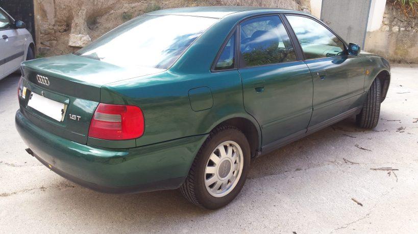 Audi A4 1.8 T Félix de Miguel