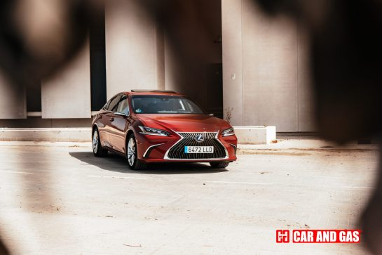 Lexus ES 300h - @mariomartinez23 para Car&Gas-18