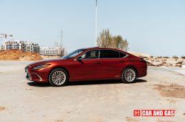 Lexus ES 300h - @mariomartinez23 para Car&Gas-4