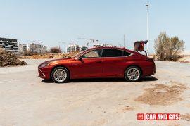 Lexus ES 300h - @mariomartinez23 para Car&Gas-5