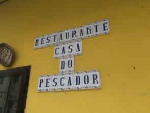Casa do PEscador | Afurada | Carapaus de Comida