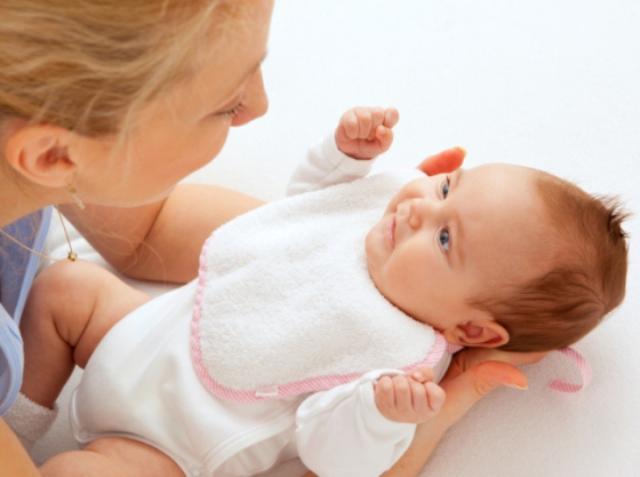 Kako da beba progovori