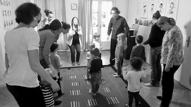 Kindermusik - časovi za decu