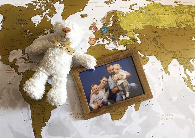 decja karta sveta