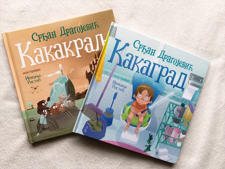 Knjige o skidanju pelena i navikavanju na nosu