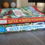 Kućica na drvetu od 13 spratova – knjiga koja kvari decu
