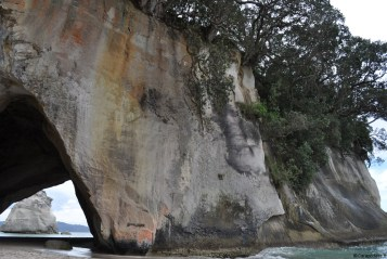 NZ Cathedral Coves