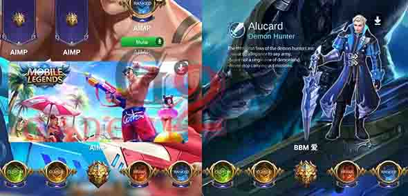 tema mobile legends