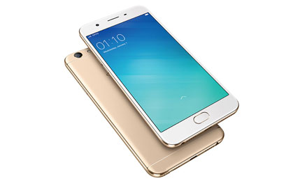 Cara Root Oppo F1s