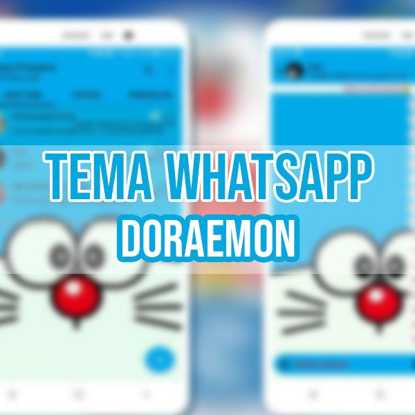 Tema WhatsApp Doraemon