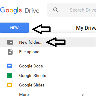 Photo of 6 Cara Membuat Folder Di Google Drive di HP dan Laptop