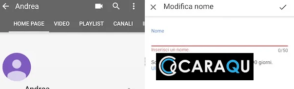 Cara Mengganti Nama Channel Youtube di Android