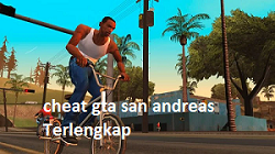 Photo of Cheat GTA San Andreas PS2 & PS3 TERLENGKAP dan Terbaru 2020