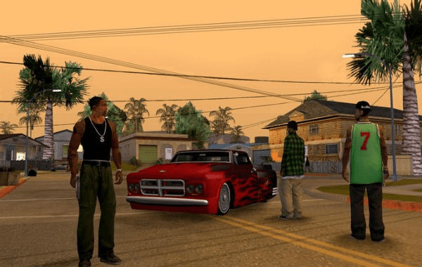 MOD GTA San Andreas PC Indonesia Terbaik