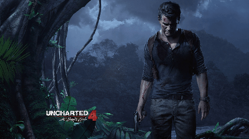 3. Uncharted 4: A Thief's End