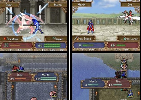 7. Fire Emblem: Shadow Dragon - Game NDS Terbaik Sepanjang Massa