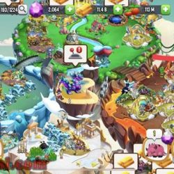 Cheat Dragon City di HP Android 100% Work Terbaru