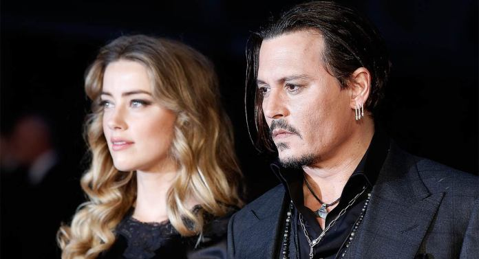 Reveal video of Johnny Depp angry with Amber Heard