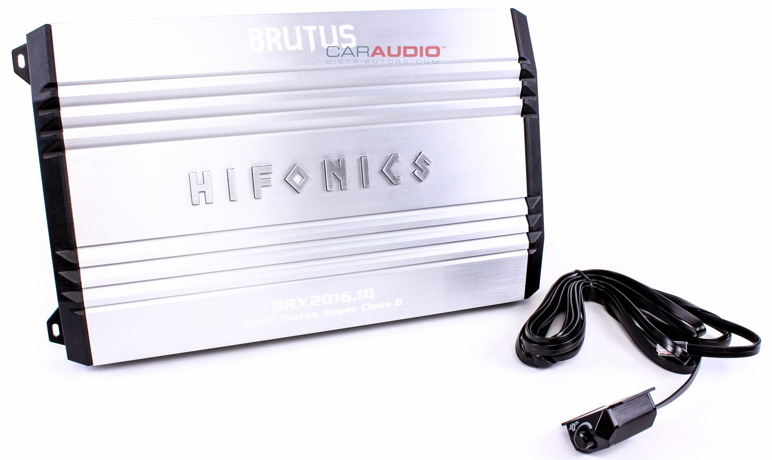 New Hifonics Brx 1d W Monoblock Brutus Series