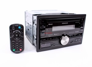 NEW KENWOOD DPX501BT IN DASH DOUBLE DIN CAR STEREO CDMP3